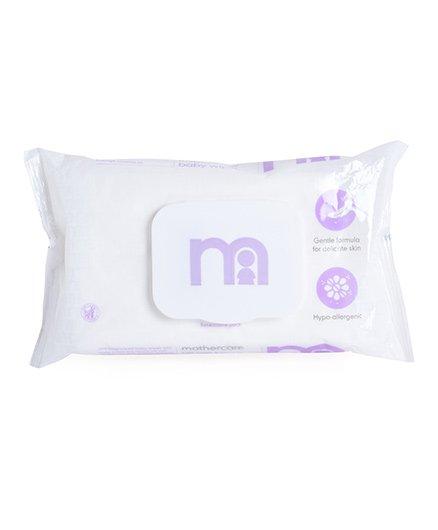Mothercare Fragrances Wipes Purple - 60 Pieces