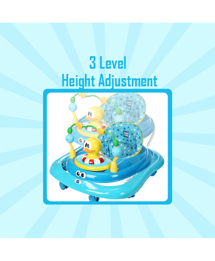 Mee Mee Musical Walker MM-W 230 A - Blue