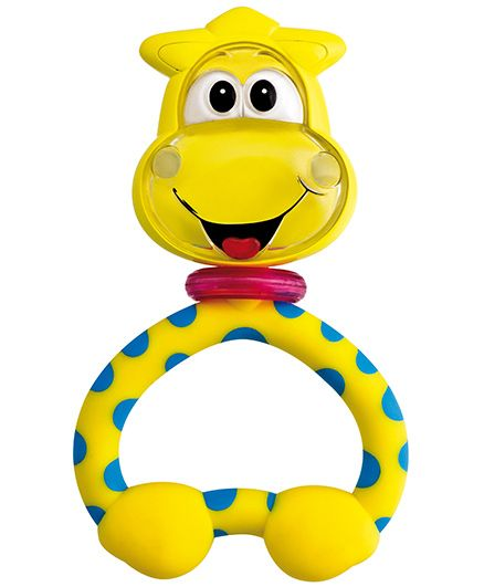 Chicco - Fun Teething Rattle Giraffe