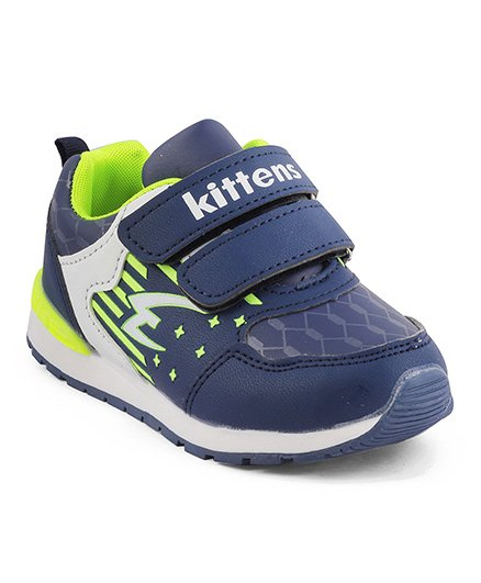 Kittens Sports Shoes - Navy Blue