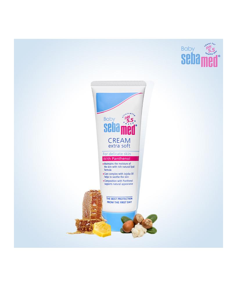 Sebamed Baby Cream Extra Soft - 50 ml