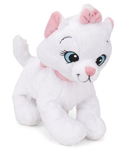 Disney Marie Plush Toy White - 25.4 cm