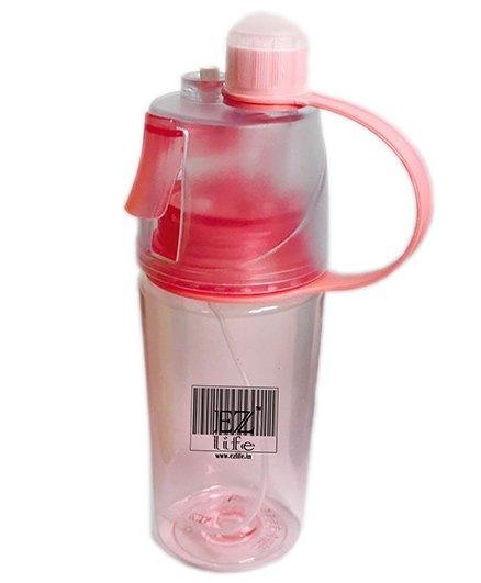 Ez Life�Drink Some Spray Some Mist Bottle - Pink