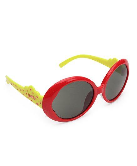 Babyhug Sunglass - Red & Yellow