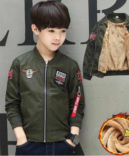 Pre Order - Awabox Stylish Jacket - Army Green