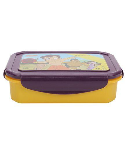 Chhota Bheem - Super Lock And Seal Range Lunch Box