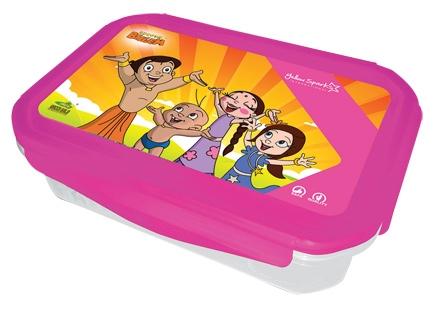 Chhota Bheem - Super Lock Lunch Box