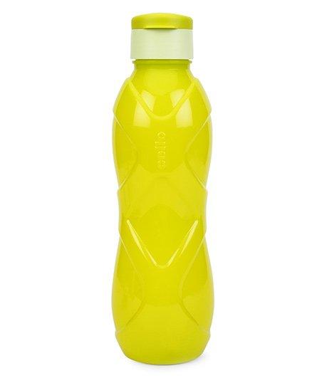 Cello Homeware Flip Top Bottle Green - 1000 ml