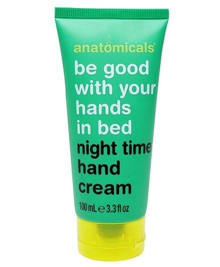 Anatomicals Night Time Hand Cream - 100 ml