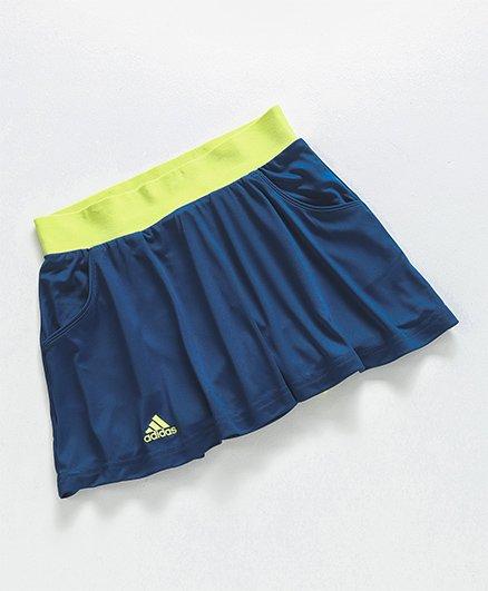 Adidas Sports Skorts - Blue Green
