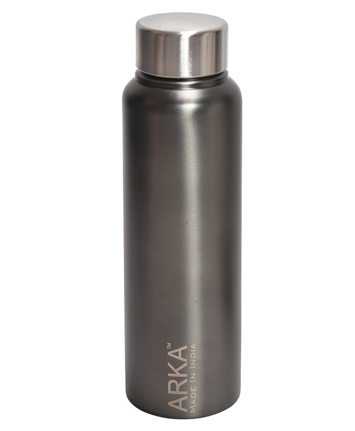 Pexpo Chromo Sleek Water Bottle Grey - 500 ml