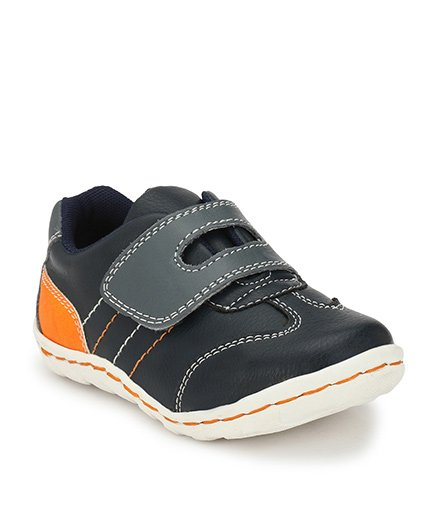 Tuskey Casual Shoes With Mesh Lining - Black