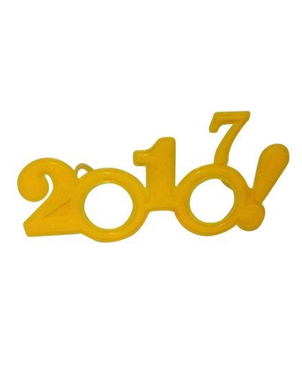 Funcart 2017 Party Sunglasses - Yellow