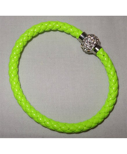 Funcart Neon Wrist Band - Lime Green