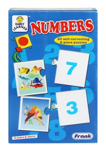 Frank - Puzzle - Numbers
