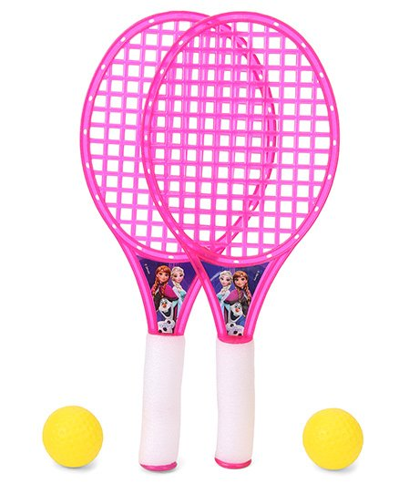 Disney Frozen Beach Racket Set (Color May Vary)