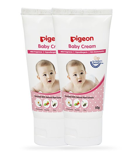 Pigeon Baby Cream Pack of 2 - 50 grams Each