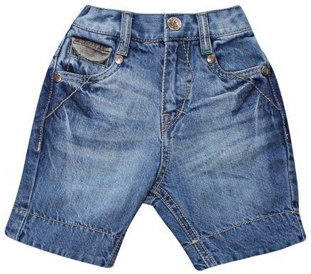 Palm Tree - Elasticated Shorts