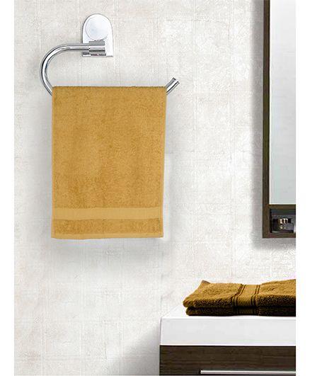 EuroSpa Premium Cotton Bath Towel - Beige