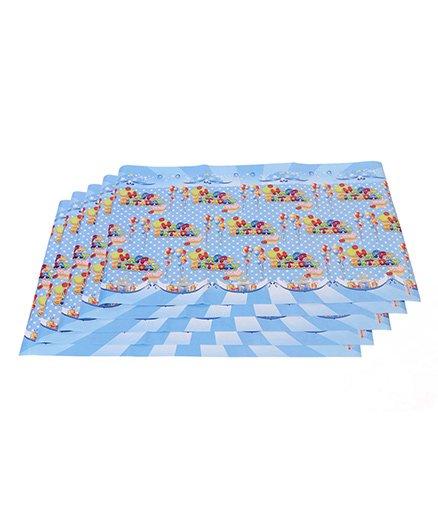 Karmallys Gift Wrapper Blue - 5 Wrapper