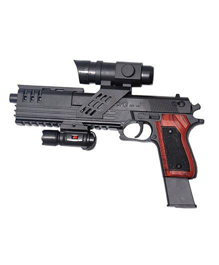 Toyshine Sp3 Toy Model Gun - Black