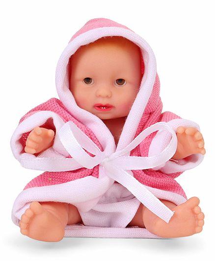 Speedage Sonu Monu Baby Doll Pink - 11.5 cm