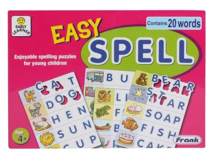 Frank - Puzzle - Easy Spell