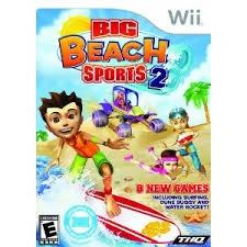 Nintendo - Wii BIG BEACH SPORTS 2