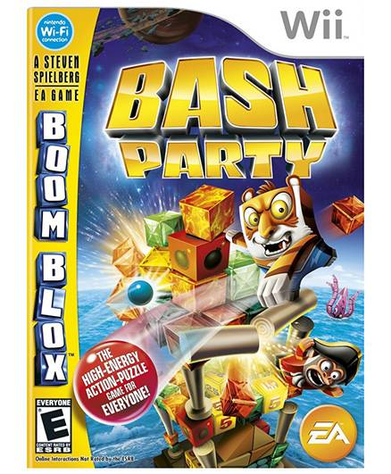 Nintendo - Wii Boom Blox Bash Party Game