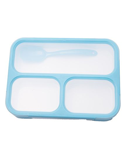 Kidofash Bento Lunch Box - Blue