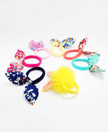Milyra Combo Of Rubber Band - Multicolor - 1872110