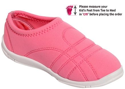 Bata - Pink Bubble Gummers Shoes