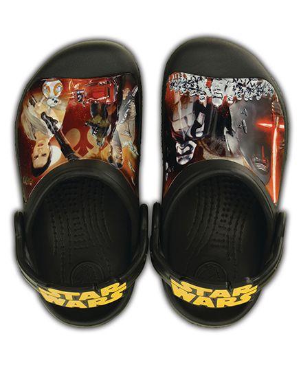 Crocs Star Wars Clog - Black