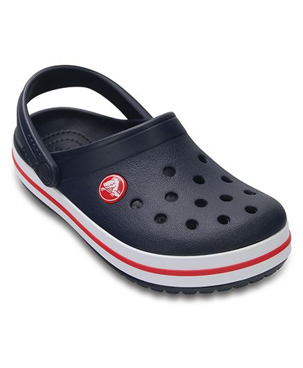 Crocs Boys Clog - Navy Blue