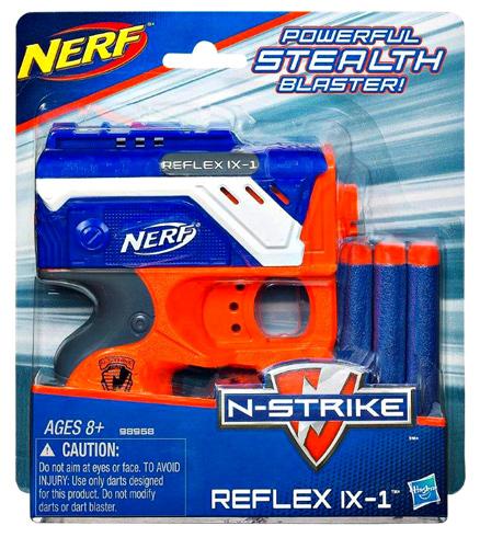 Nerf - N Strike Reflex 1 X1 Blaster