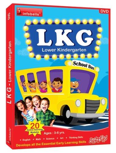 Infobells - LKG DVD