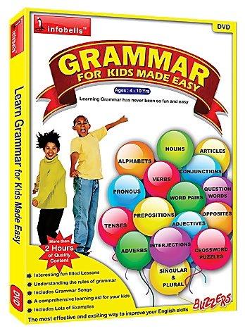 Infobells - Grammar for Kids Made Easy DVD