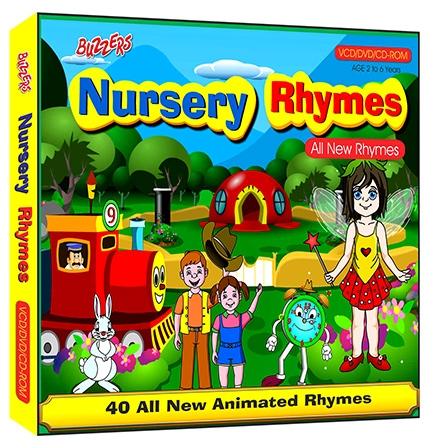 Buzzers - Nursery Rhymes Volume 3 CD