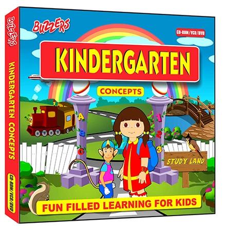 Buzzers - Kindergarten Concepts CD