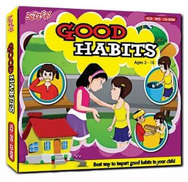 Buzzers - Good Habits VCD DVD CD ROM