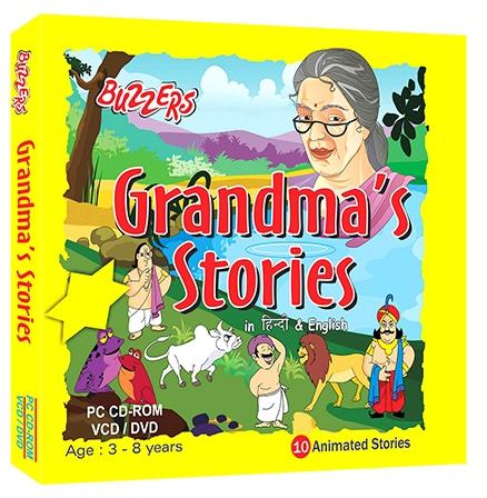Buzzers - Grandma Stories