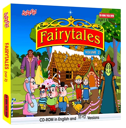 Buzzers - Fairy Tales Volume 2