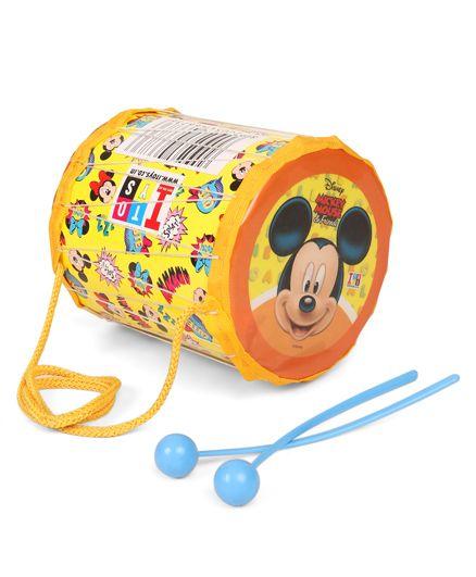 Disney Mickey Mouse Dhol Set (Print & Color May Vary)