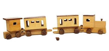 Aatike - Wooden Train Small