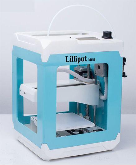 WOL3D Lilliput Mini 3D Printer (Colour May Vary)