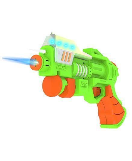Rayshot Commando Virtual Gaming Smart Gun - Green