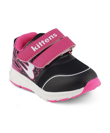 Kittens Shoes Girls Sports Shoes - Pink