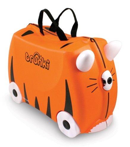 Trunki - Ride On Suitcase Tipu