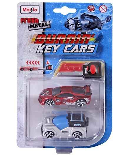 Maisto - Burning Key Cars 2 Car Pack