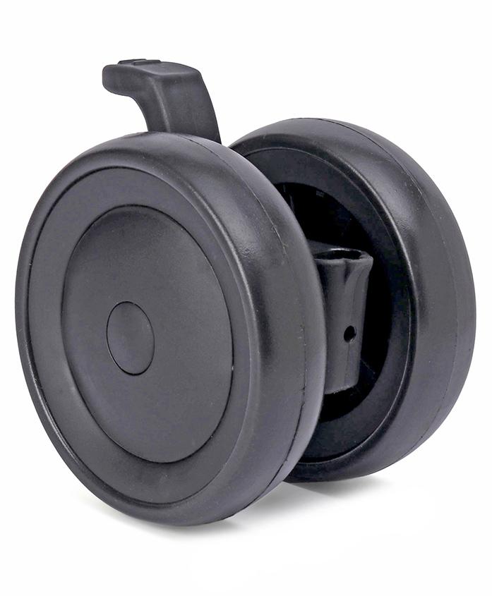 BGST013 Front Wheel - Black For Baby Strollers & Prams